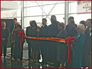 Vision Airlines Ribbon Cutting