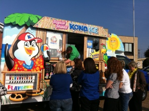 Kona Ice Ribbon Cutting