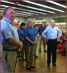 Bossier Power Equipment Ribbon Cutting