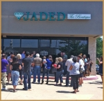 Jaded the Boutique Ribbon Cutting