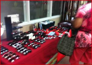 Bossier Eye Institute Trunk Show