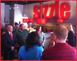 Smashburger Bossier City Ribbon Cutting