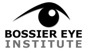 Bossier Eye Institute