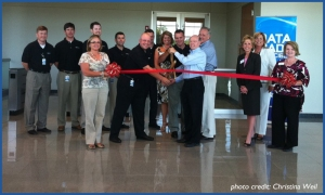 Venyu Ribbon Cutting