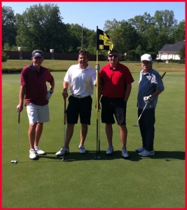 Bossier Chamber of Commerce Golf Classic