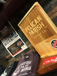 Pelican Parish Supply Co. launches at Gearhead Outfitters in Shreveport
