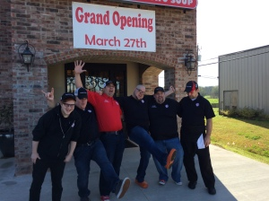 TOM+CHEE Opening Day - Francisees & Founder