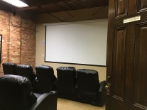 The Gerry Butler Theatr - Media Room