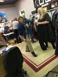 Clothes_Swap_Meg_Davenport_shoe_showoff