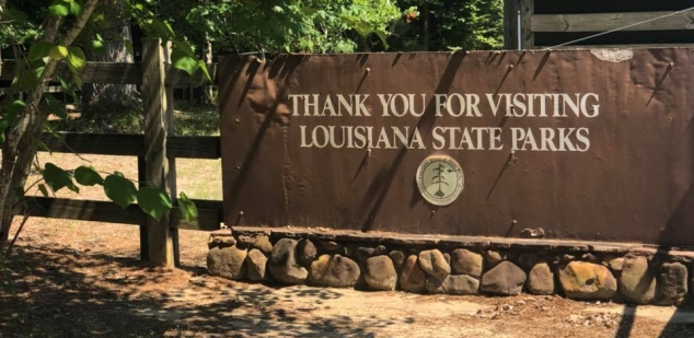 Thank you for visiting Louisiana State Parks